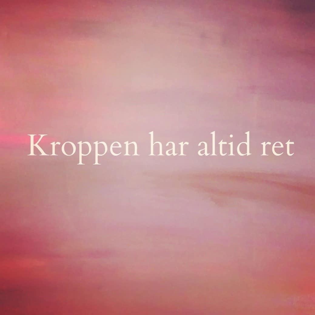 kropsterapi Fyn - kropsterapi Odense - kroppsykoterapi Fyn - kroppsykoterapi Odense